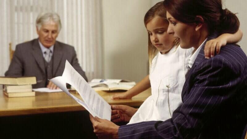 Кто имеет право на наследство бывшего мужа