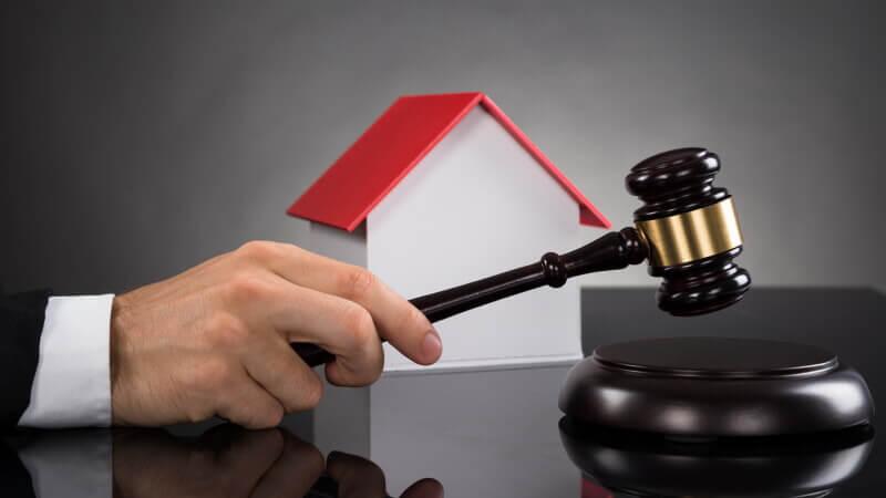 Раздел наследных долей в судебном порядке