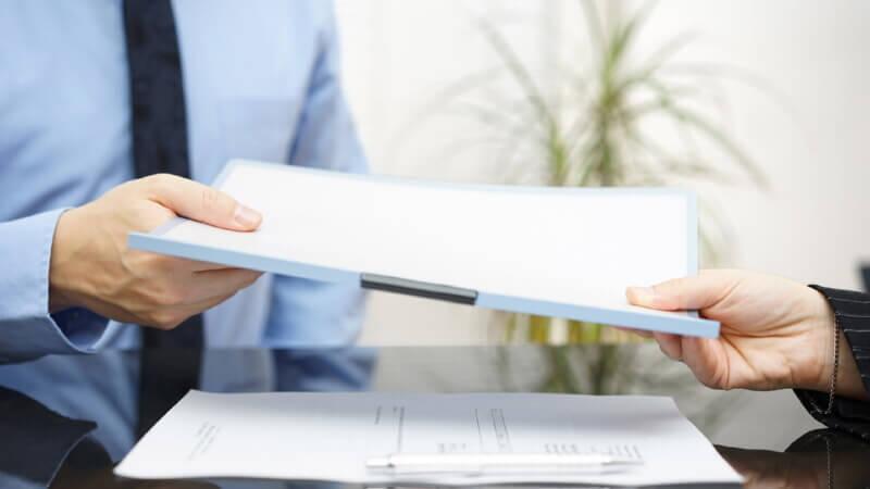 Пакет документов для вступления в наследство
