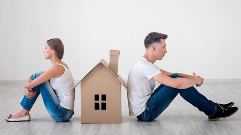 Что будет делиться при разводе