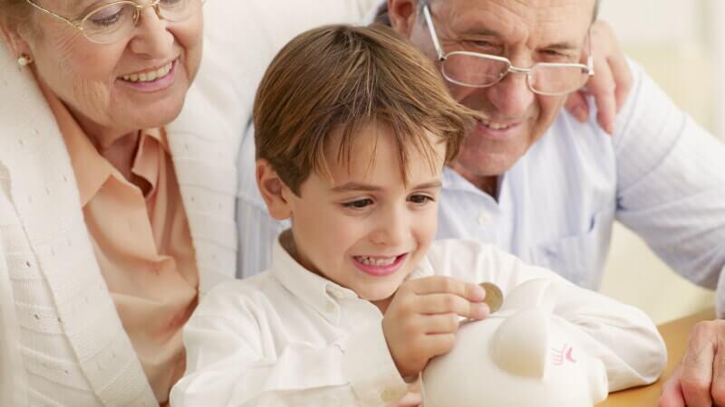 Порядок получения наследства внуками
